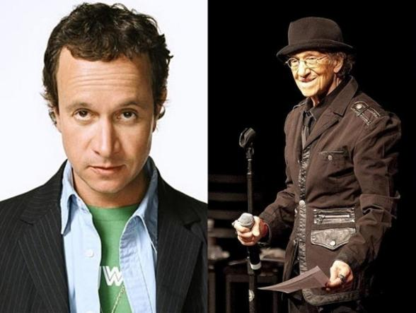 Pauly Shore and Sammy Shore to Perform Together at The Laugh Factory Dec. 26-29