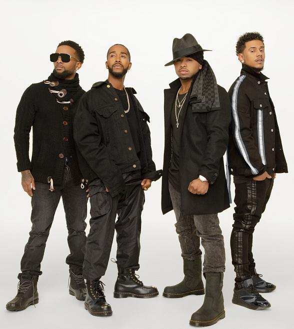 "Multi-Platinum R&B Group B2K Reunites on ""The Millennium Tour"" Making a Stop at MGM Grand Garden Arena May 26"