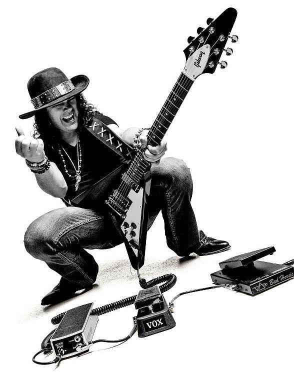Anthony Gomes 'Peace Love & Loud Guitars' Tour Coming to Boulder Station Casino in Las Vegas Feb. 7