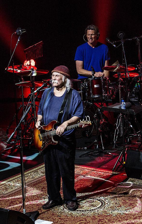 David Crosby & the Sky Trails Band to Perform at Red Rock Resort Sept. 13, 2019