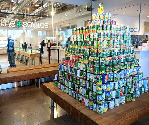 The+Source Dispensaries to Host Food Drive to Benefit Three Square Food Bank