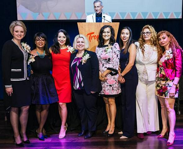 """VEGAS INC Celebrates 2017 """"Women to Watch"""" Honorees During Annual Event at Tropicana Las Vegas, Tuesday, Feb. 7"""