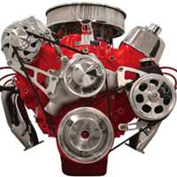 318 Engine Pulley Diagram Big Block Chevy Top Mount Alternator Amp Power Steering