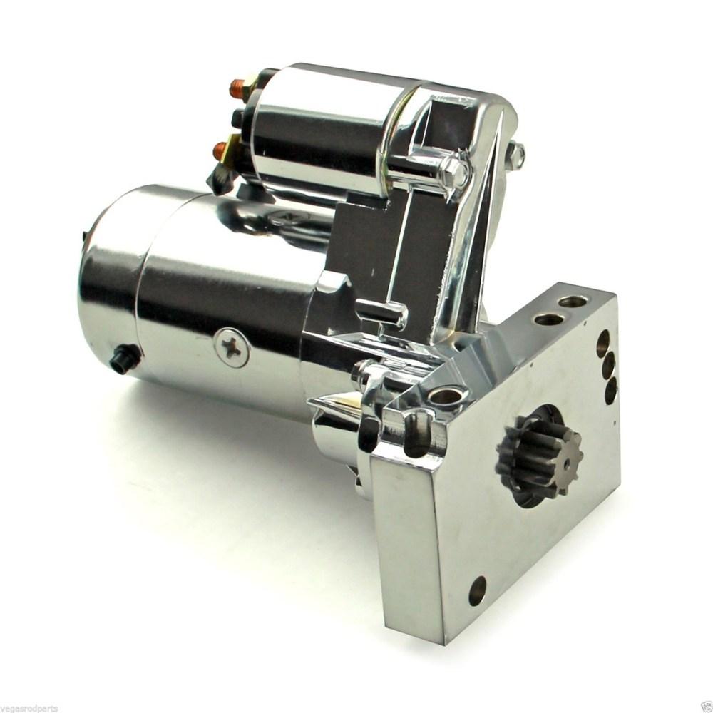 medium resolution of  hi torque mini starter wiring chevy wiring diagrams on mustang starter wiring diagram