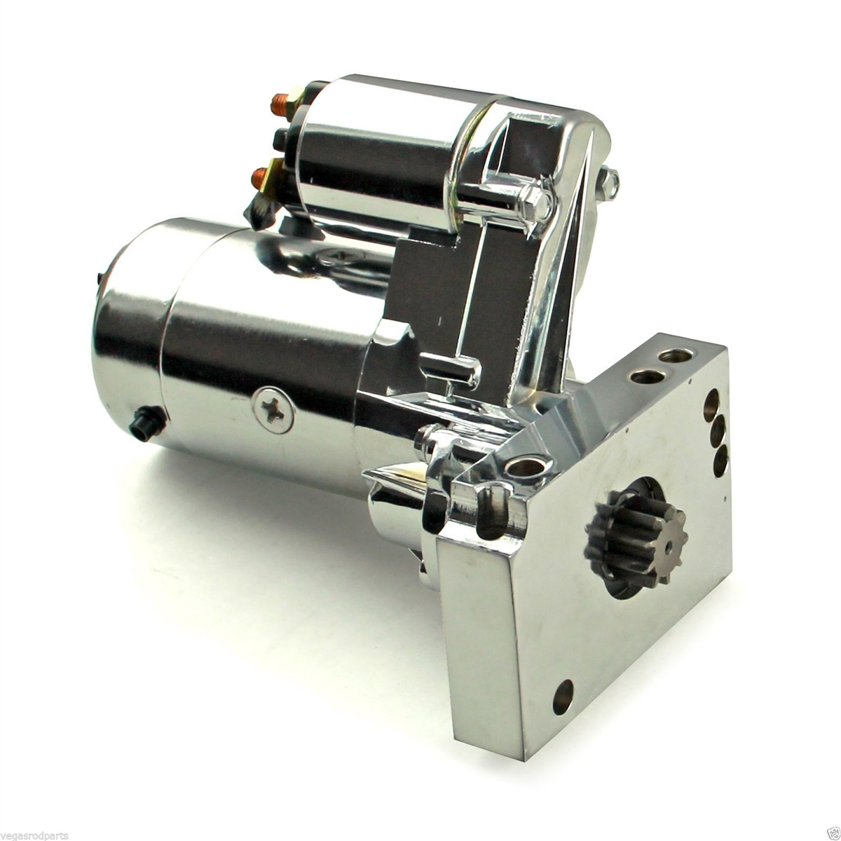 hight resolution of  hi torque mini starter wiring chevy wiring diagrams on mustang starter wiring diagram