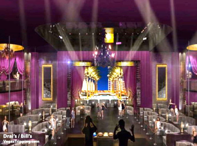 Its Sorta Official Bills To Become Drais Renderings  VegasTrippingcom