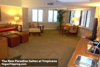 The New Suites at Tropicana: Part One - The Paradise ...