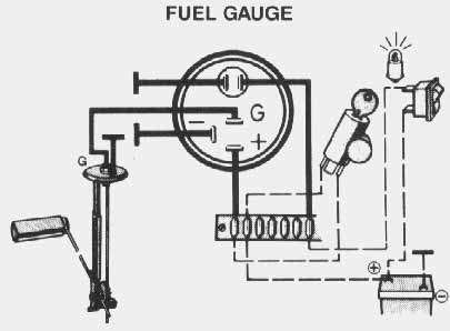 Stewart Warner Fuel Gauge Wiring Diagram Stewart Warner