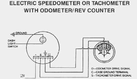 Wiring Diagram On Vdo Tachometer Furthermore Vdo