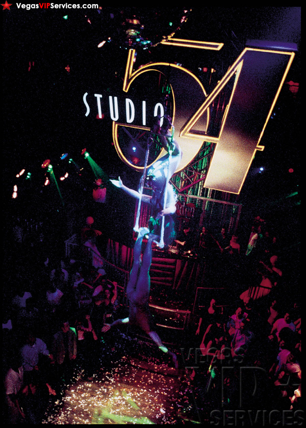 Studio 54 Nightclub Bottle Service  Las Vegas VIP Services