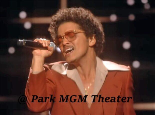 Bruno Mars Las Vegas July 4 Weekend
