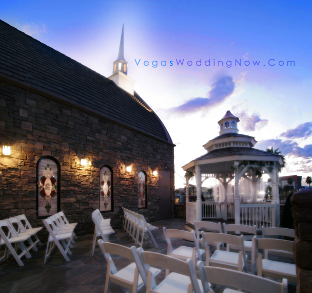 Las Vegas Weddings Chapel 12