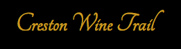 Creston Wine Trail Logo