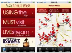 Paso Robles App