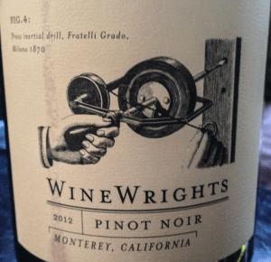 Pinot noir Monterey