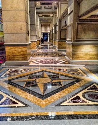 Inside the Paris Casino