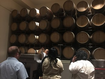 Lesson on how wine is made
