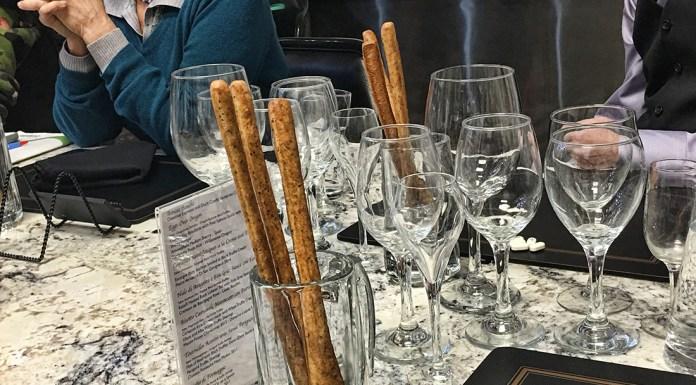 Olive Oil Breadsticks