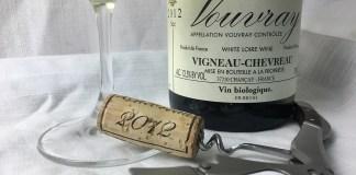 2012 Vigneau-Chevreau Vouvray