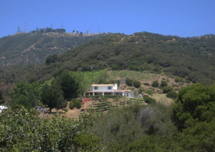 Sage Hill Ranch Malibu Coast AVA