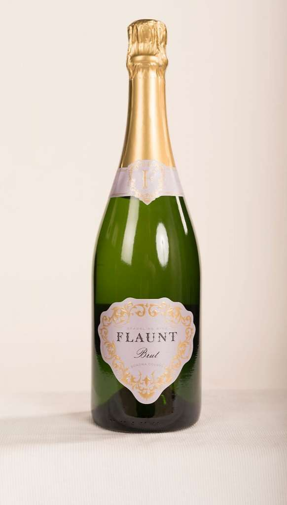 Flaunt Sparkling Wine