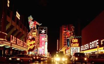 Old Fremont, downtown Las Vegas