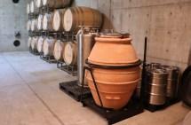 Terra Cotta wine tank