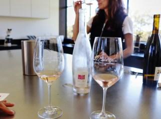 Wine inside the lab