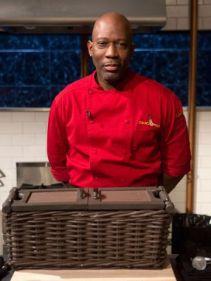 Chef Madison Cowan