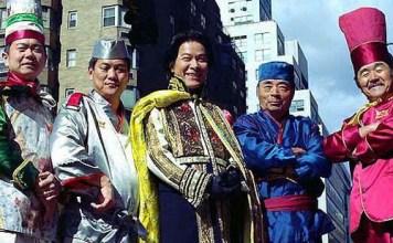 Original Iron Chef Crew