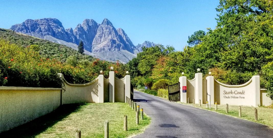 Stark Condé Estate Entry