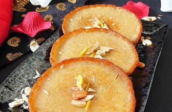 Malpua recipe by vegetarian tastebuds
