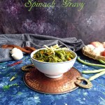 Mixed Vegetables in Spinach Gravy