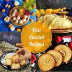 Holi Special Recipes   Best Holi Recipes   Holi Sweets and Snacks Recipes