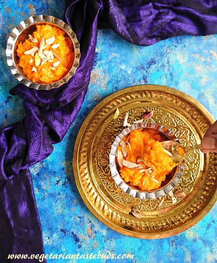 Besan Ladoo In Microwave Oven: Microwave Gajar Ka Halwa Without Khoya (Mawa)