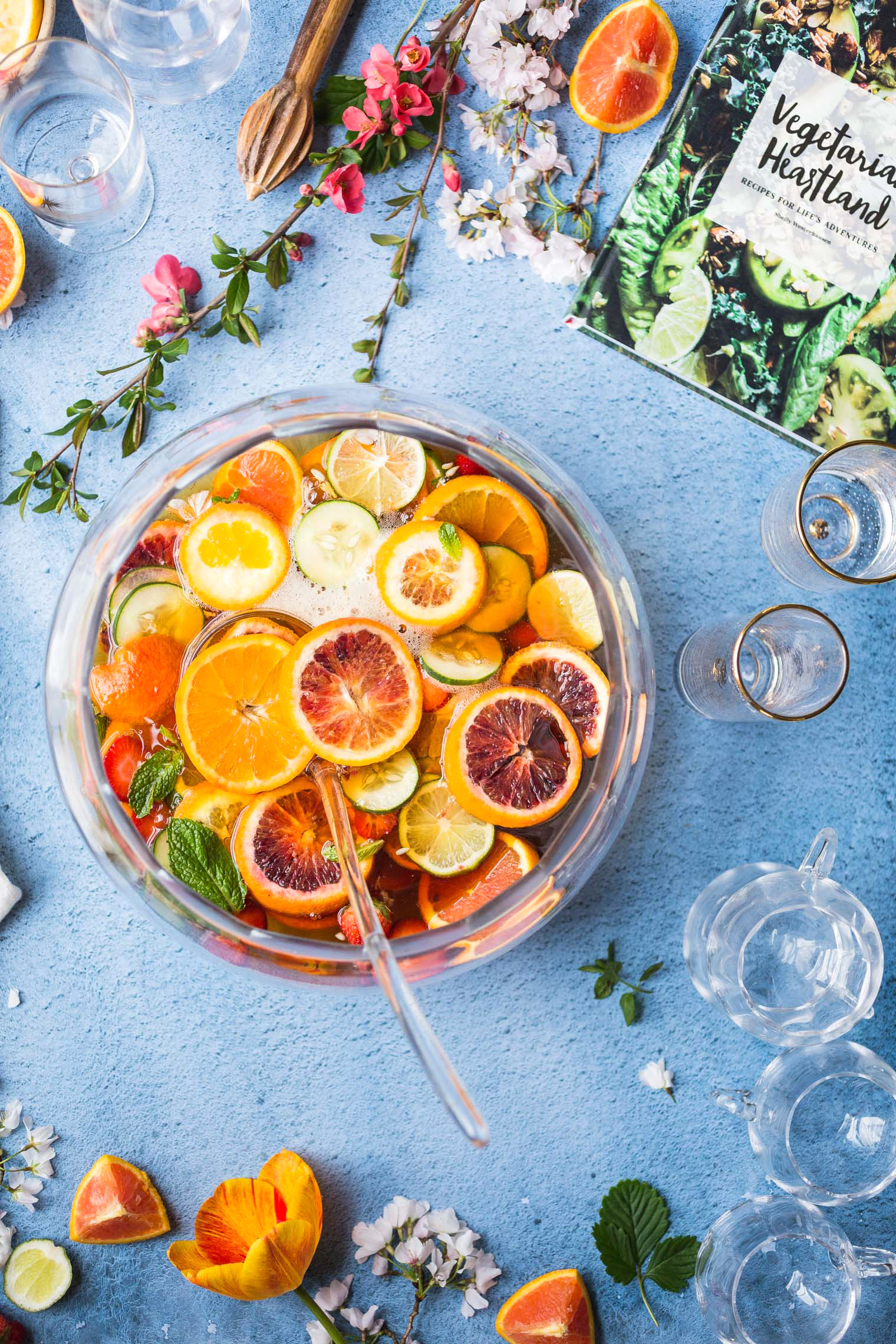 Pimm's Punch Recipe