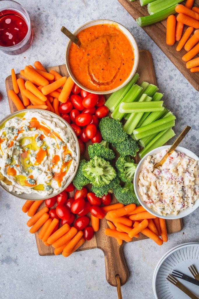 5 ingredient dip recipes