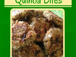 Quinoa Bites Recipe - www.vegetarianzen.com
