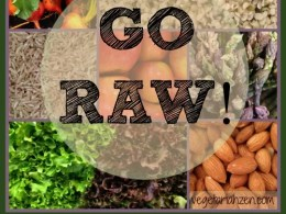 VZ061 - Going Raw: It's More Than Just Wheatgrass Shots and Big Salads http://www,vegetarianzen.com