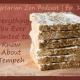 Vegetarian Zen podcast episode 121 - tempeh http://www.vegetarianzen.com