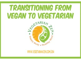 vegetarian zen podcast ep. 204