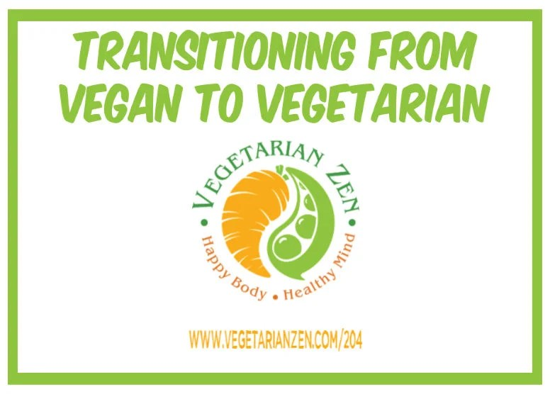 vegetarian zen podcast ep. 204
