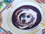 blueberry soup by laura theodore