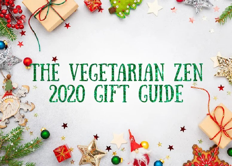 The Vegetarian Zen 2020 Gift Guide