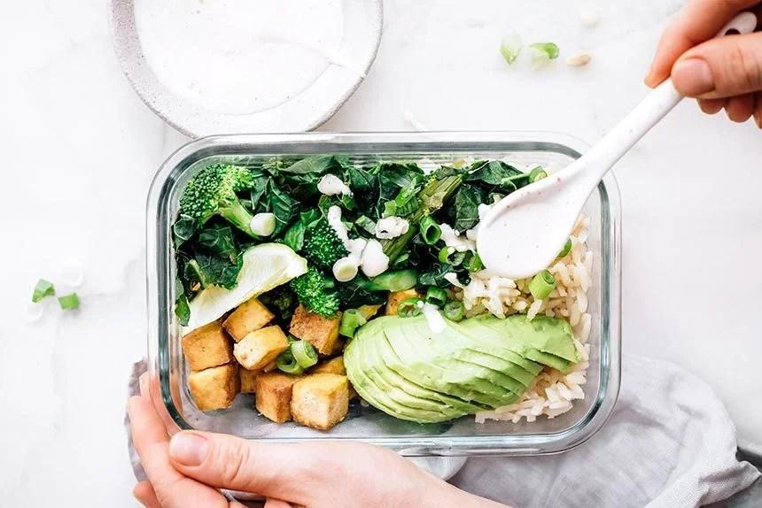 Vegan Meal Prep 101 By Nutriciously