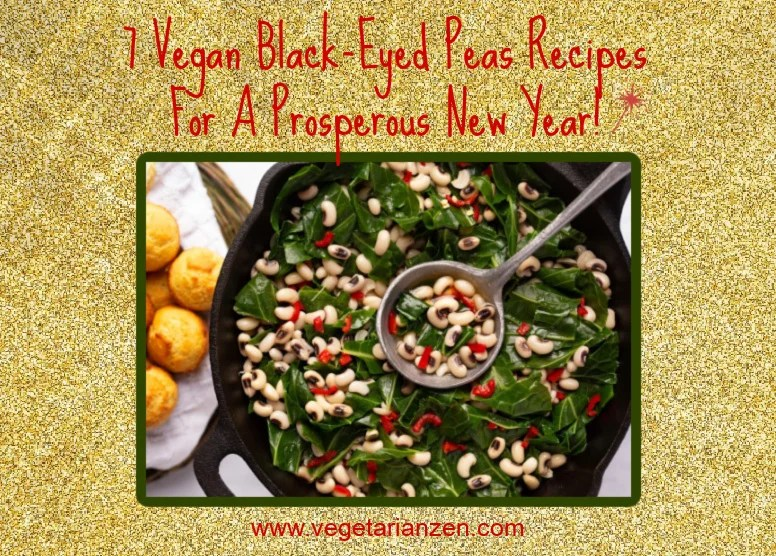 7 vegan black-eyed peas recipes