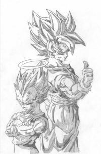 Dragon Ball Website: DragonBall Z GT AF by Vegeth
