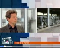 Passage de F.Derzelle à l'émission pour ou contre de RTL