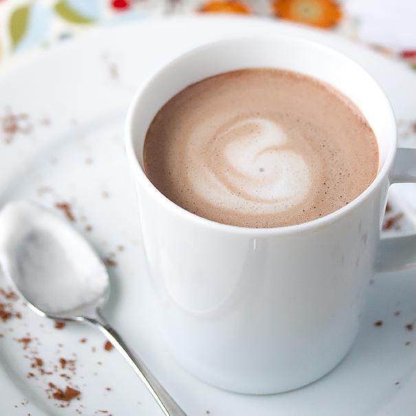 42 calorie almond milk hot chocolate
