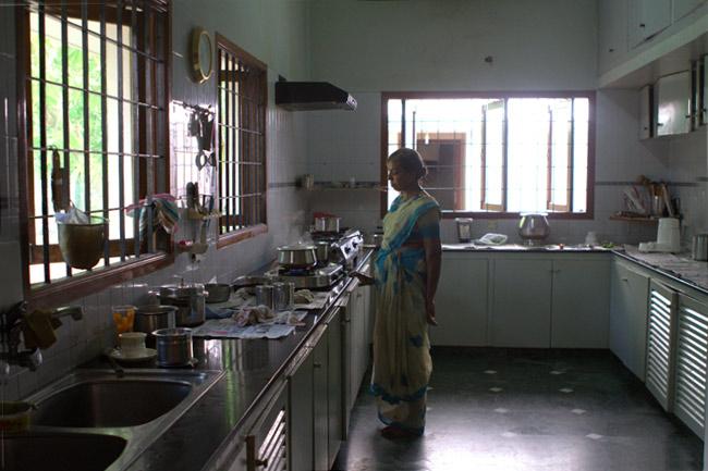 My Parents Indian Kitchen a Peek  Veggie Belly